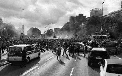 dieci anni di ordine pubblico le manifestazioni di piazza