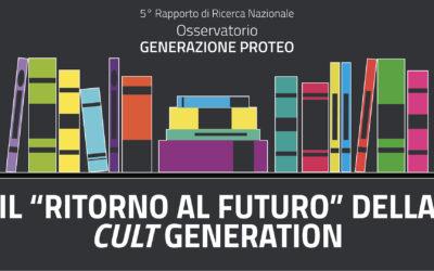 """il """"ritorno al futuro"""" della cult generation"""