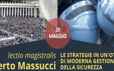 Lectio magistralis di Roberto Massucci