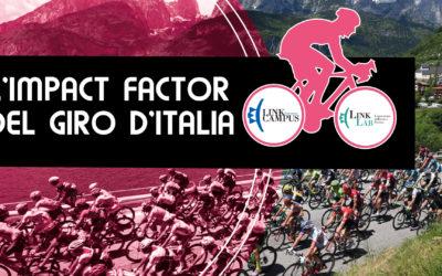 l'impact factor del 100° giro d'italia