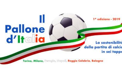 """""""il pallone d'italia"""": al via le giornate seminariali"""