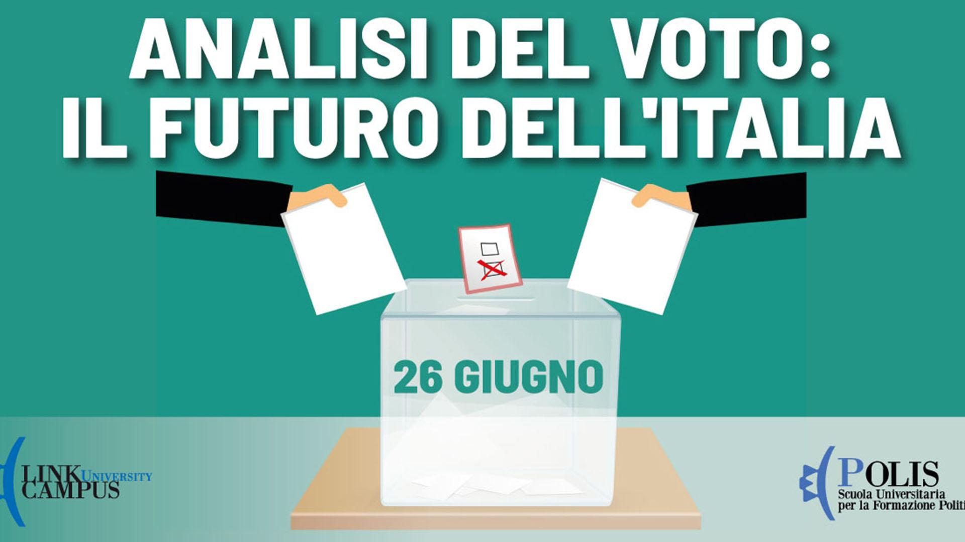 Foto analisi voto