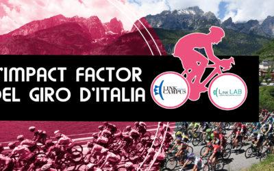 l'impact factor del giro d'Italia: la presentazione del libro