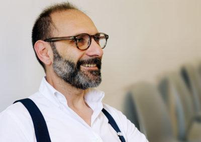 Sociologo Nicola Ferrigni
